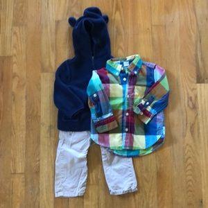 Baby Gap Boys 12-18 month bundle
